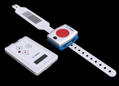 RTLS armband